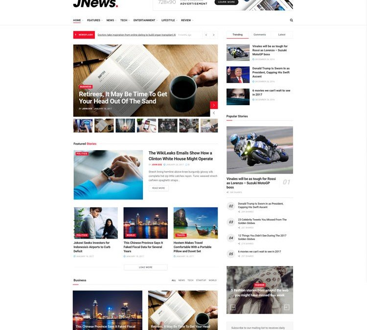 JNews-WordPress-Theme