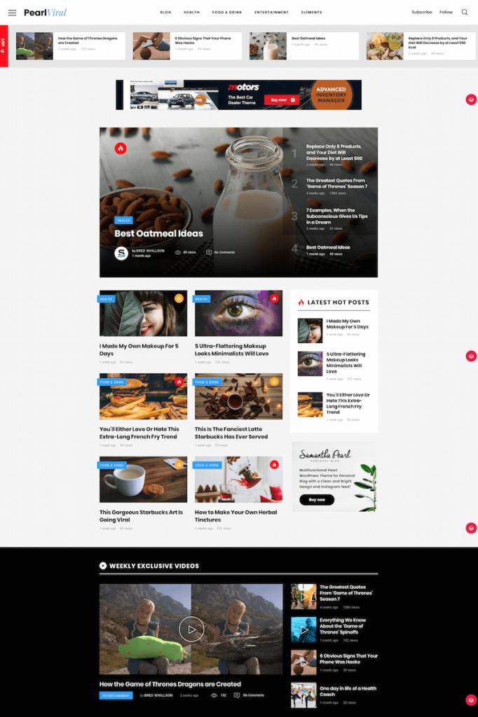 PearlWP-WordPress-Theme