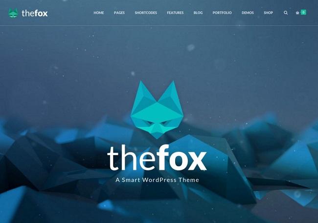 the-fox-wp-theme