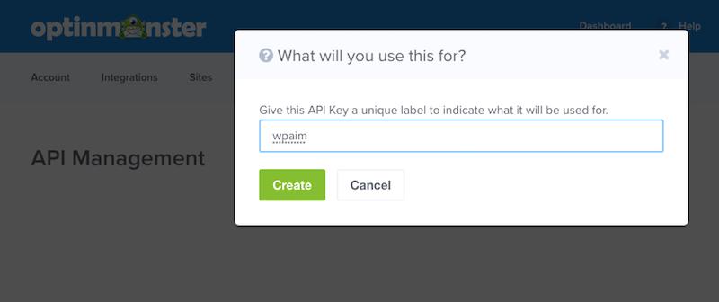 OptinMonster API