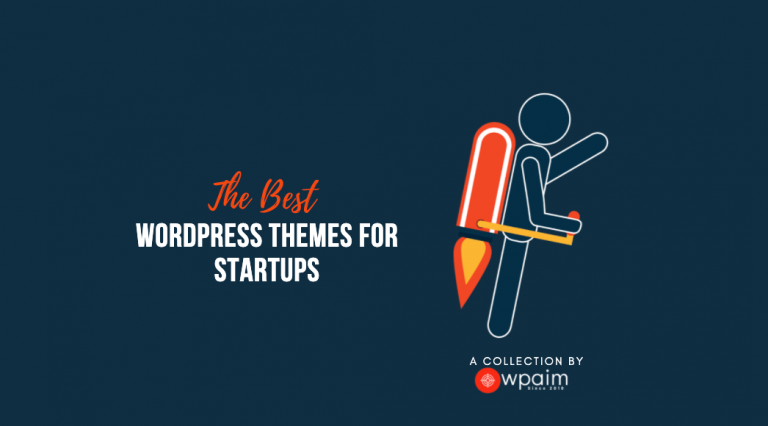 19 Best WordPress Themes For Startups 2020