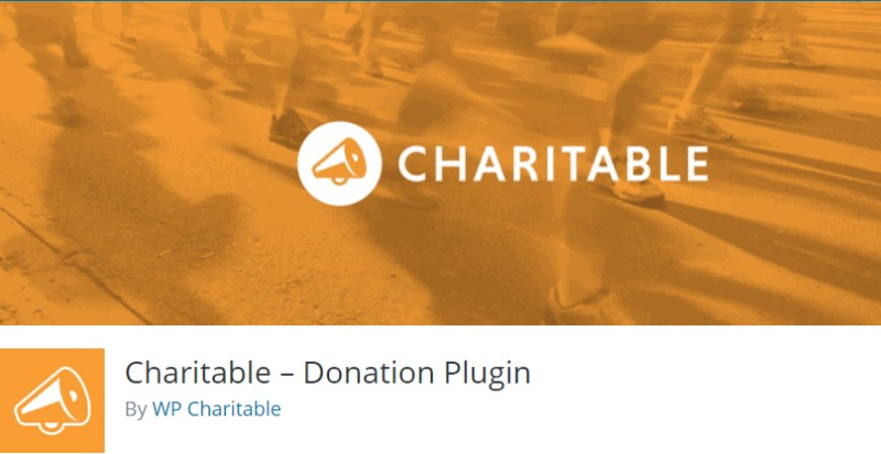 Charitable Donation Plugin